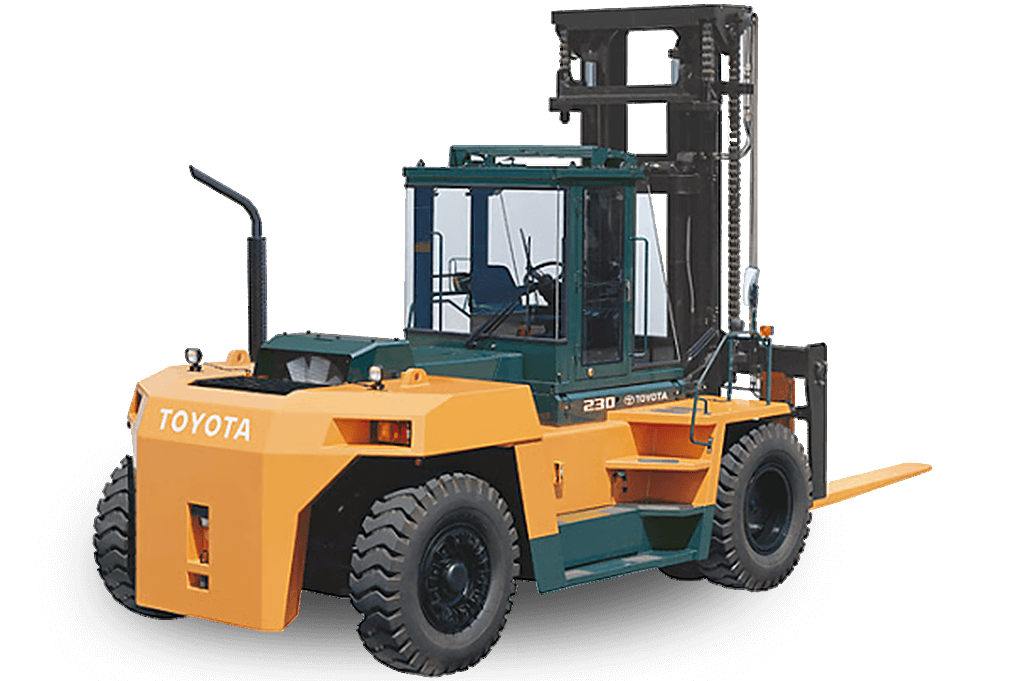 Internal Combustion Forklifts - 4-Series