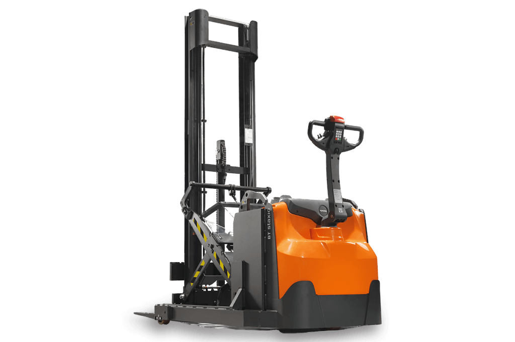 Electric Power Stacker - Staxio W-Series