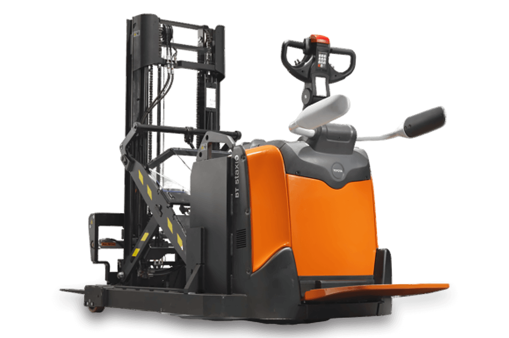 Electric Power Stacker - Staxio P-Series