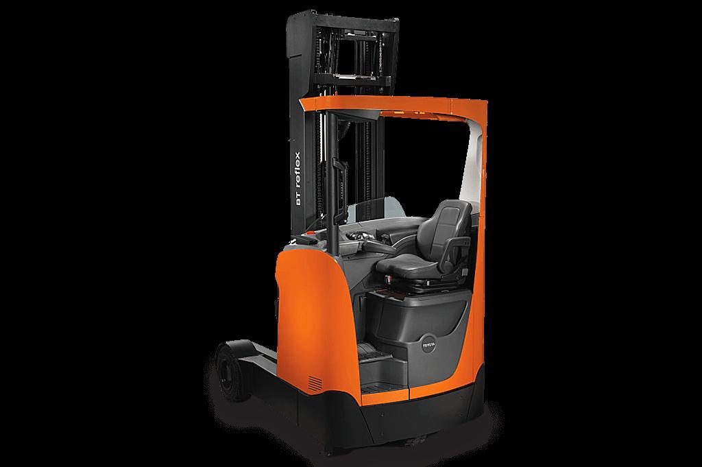 Electric Reach Trucks - Reflex O-Series