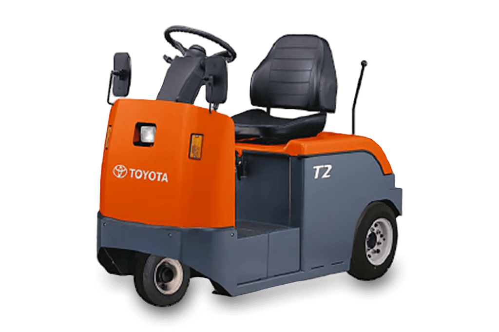 Towing Tractors - 4CBT/4CBTY-Series