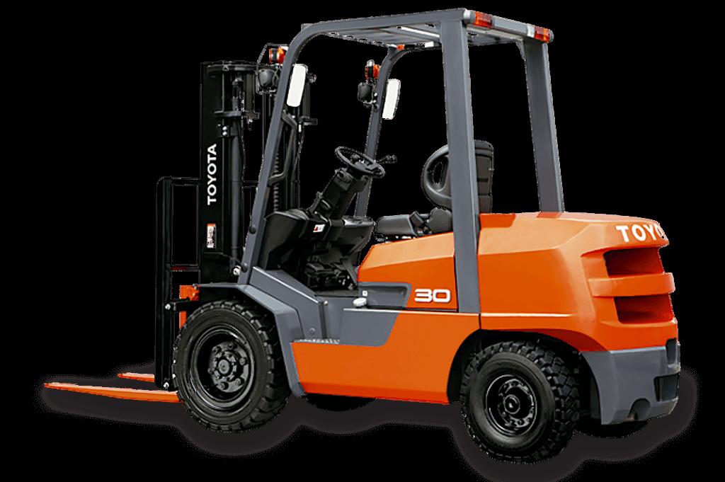Internal Combustion Forklifts - Z-Series